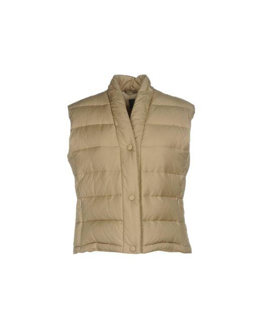 Eleventy | Natural Down Jacket for Men | Lyst