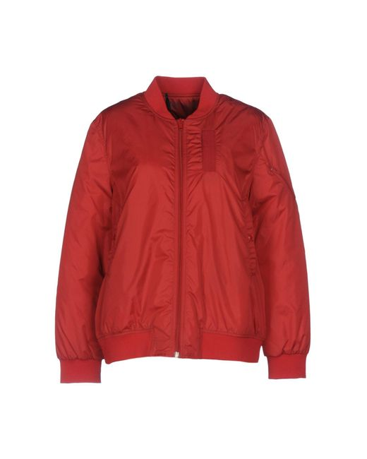 Haus By Golden Goose Deluxe Brand | Red Jacket | Lyst