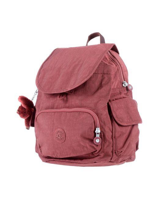 Kipling Red Backpacks & Bum Bags