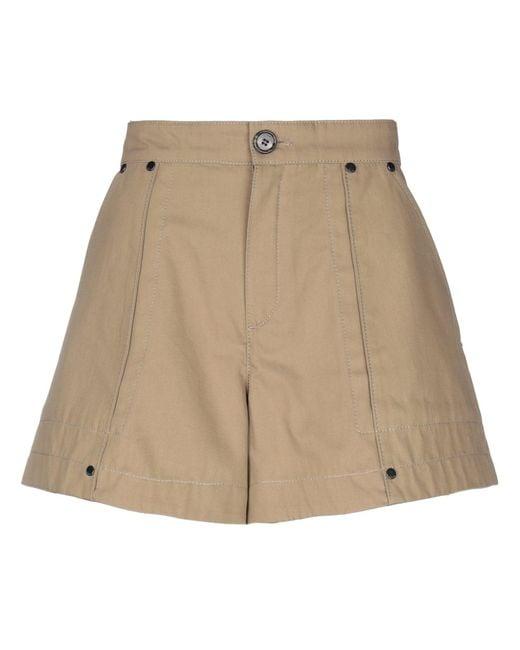 Shorts di Chloé in Natural