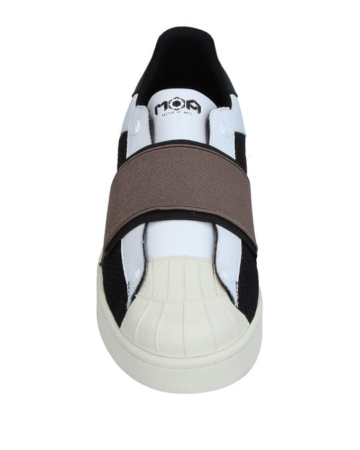 MOA White Low-tops & Sneakers for men