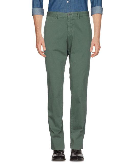 Aspesi - Green Casual Pants for Men - Lyst