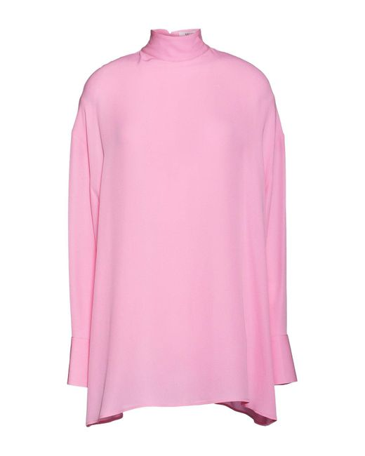 Valentino Pink Blouse