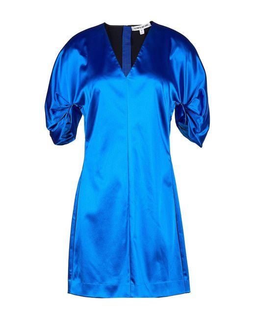 Elizabeth and James Blue Short Dress