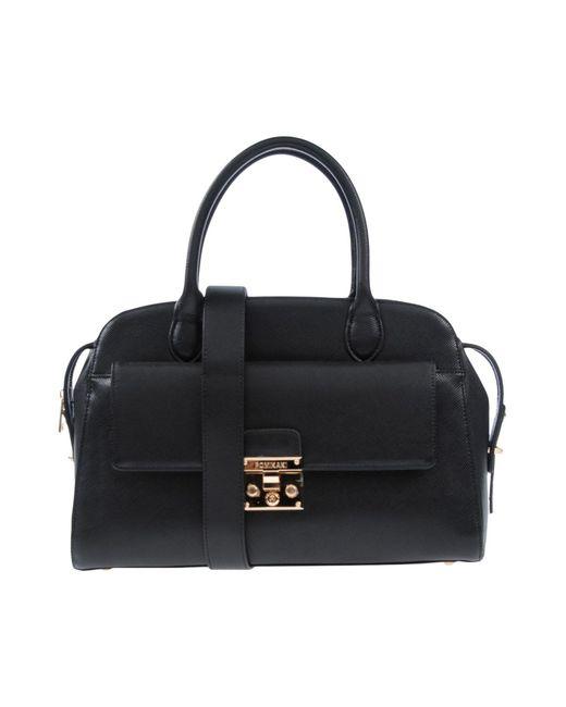 Pomikaki - Black Handbag - Lyst