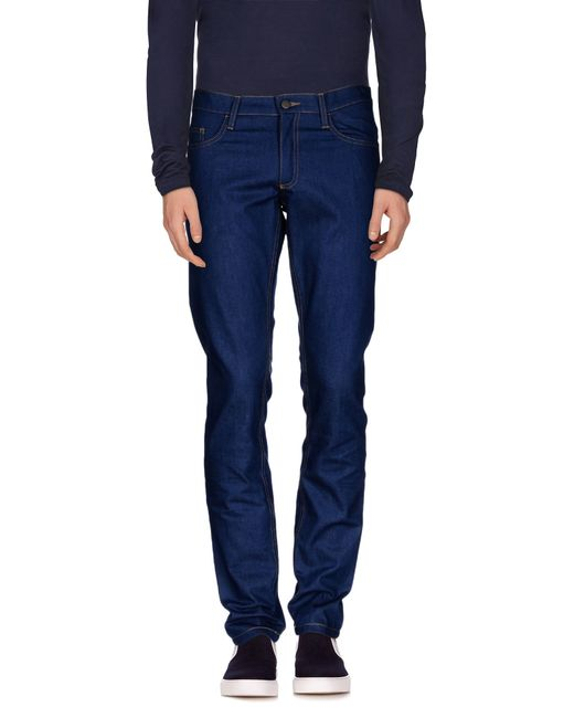 Billtornade | Blue Denim Pants for Men | Lyst