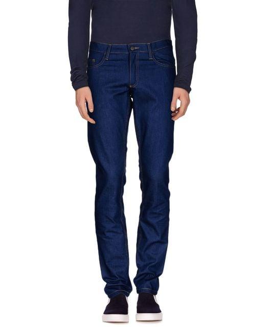 Billtornade | Blue Denim Trousers for Men | Lyst