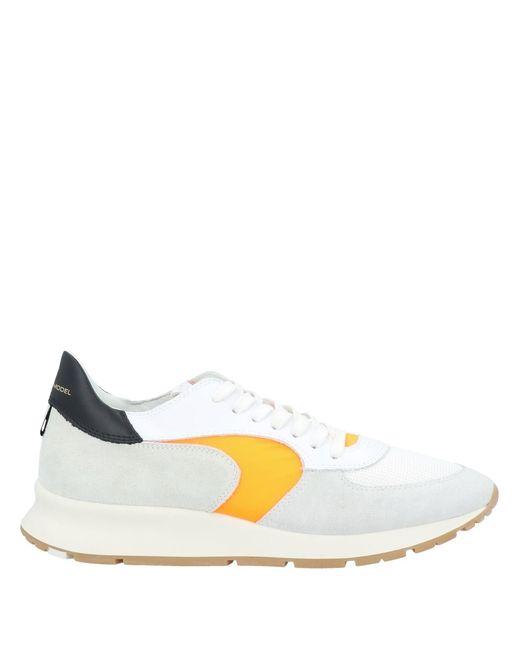 Philippe Model Low Sneakers & Tennisschuhe in Gray für Herren