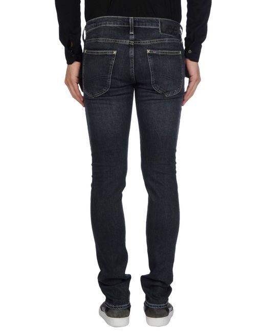 lee black jeans for men - photo #25