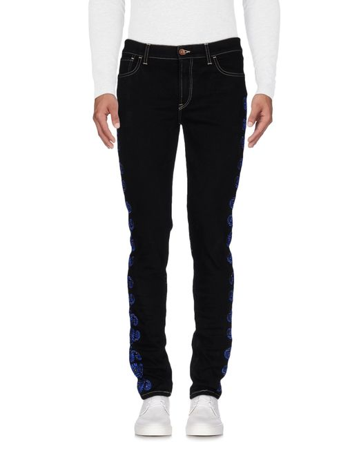 Dolce & Gabbana | Black Denim Pants for Men | Lyst