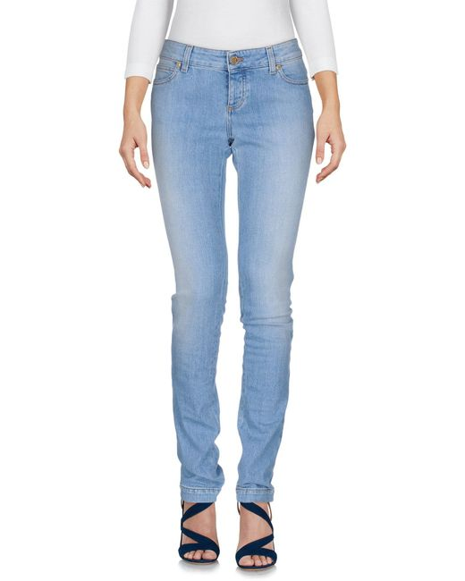 Gucci | Blue Denim Pants | Lyst