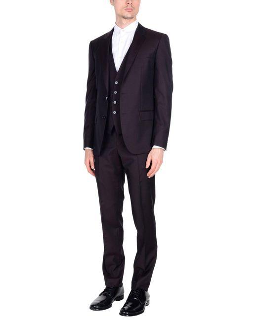 HUGO - Multicolor Suit for Men - Lyst
