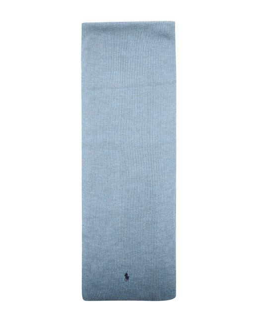 Écharpe Polo Ralph Lauren pour homme en coloris Blue