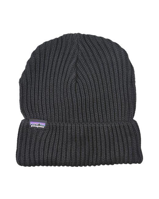 Patagonia - Black Hat for Men - Lyst