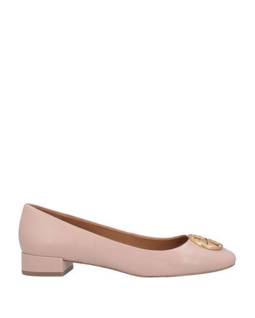 Ballerines Tory Burch en coloris Pink