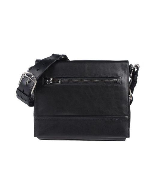 Bally Black Cross-body Bag for men