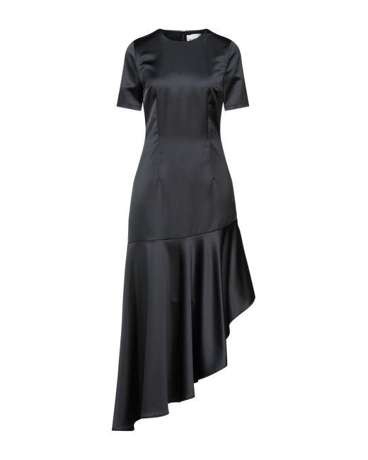 Vestido midi be Blumarine de color Black