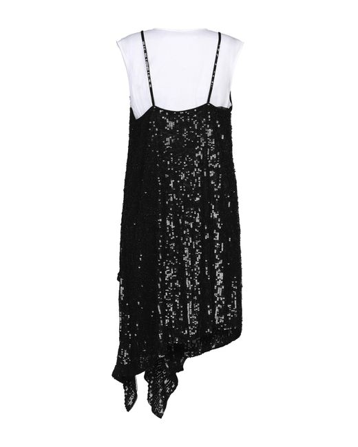Vestito corto di P.A.R.O.S.H. in Black