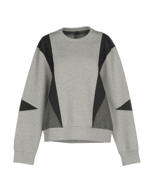 Neil Barrett - Gray Sweatshirt - Lyst