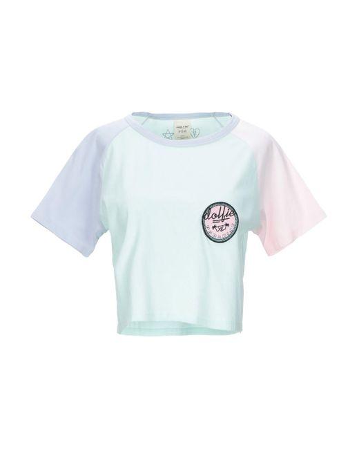 Dolfie Green T-shirt