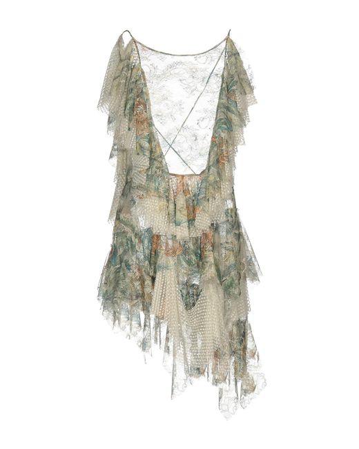 Philosophy Di Lorenzo Serafini - Green Short Dresses - Lyst