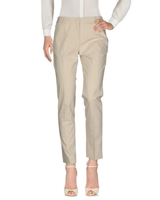Tonello - Gray Casual Trouser - Lyst