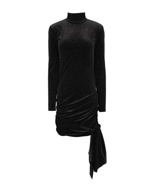 Redemption Black Kurzes Kleid