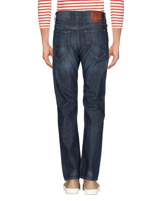 Pantaloni jeans di Tommy Hilfiger in Blue da Uomo