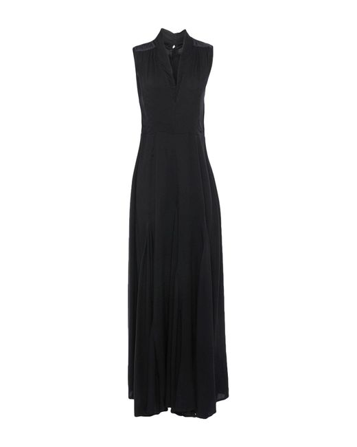 NU Denmark Black Long Dress
