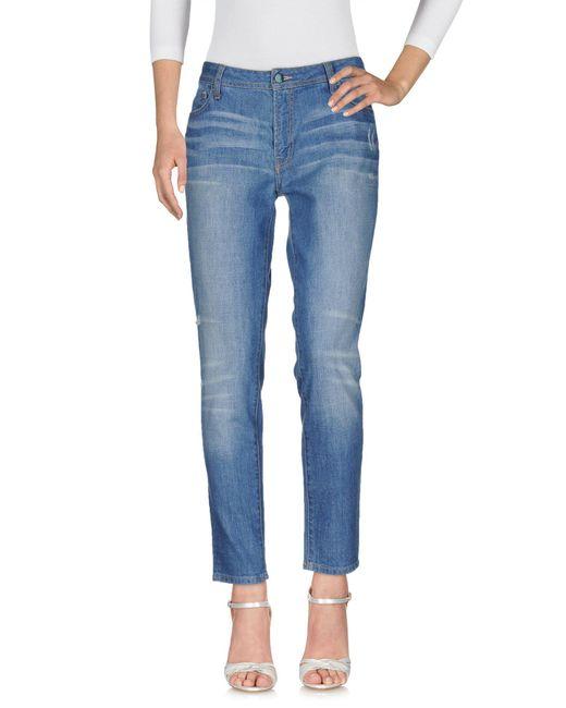 Genetic Denim Blue Denim Trousers