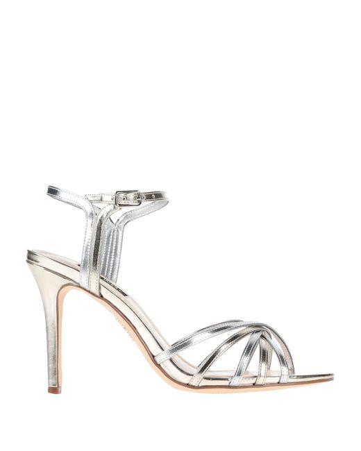 Nine West Metallic Sandale