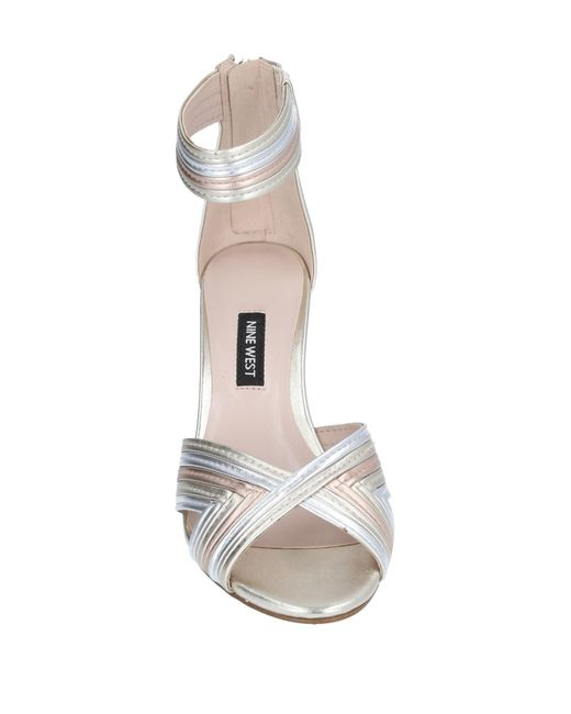Nine West Multicolor Sandale