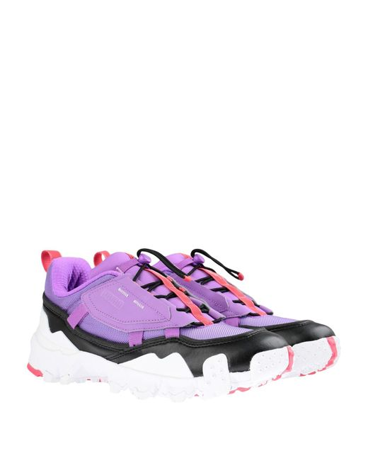 PUMA Purple Low Sneakers & Tennisschuhe