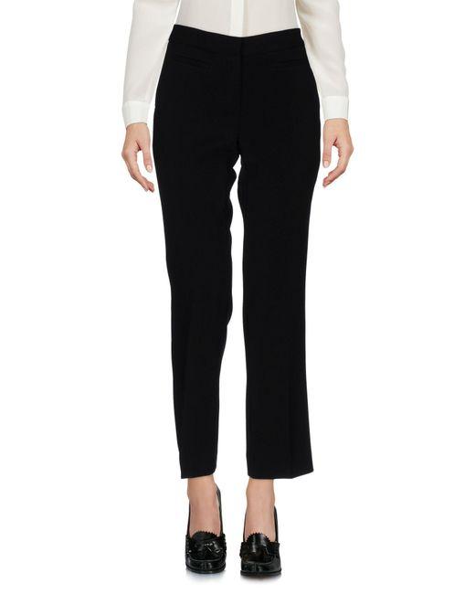 MICHAEL Michael Kors Black Casual Trouser