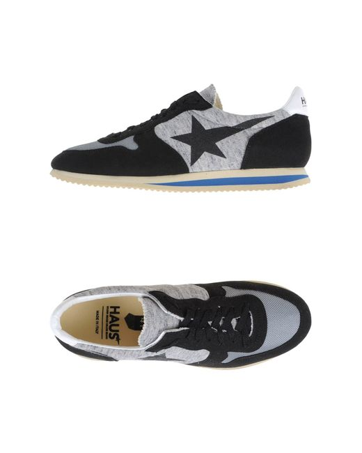 Haus By Golden Goose Deluxe Brand | Black Low-tops & Sneakers for Men | Lyst