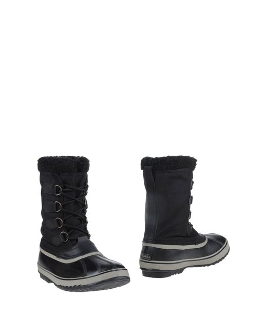 Sorel | Black Boots | Lyst