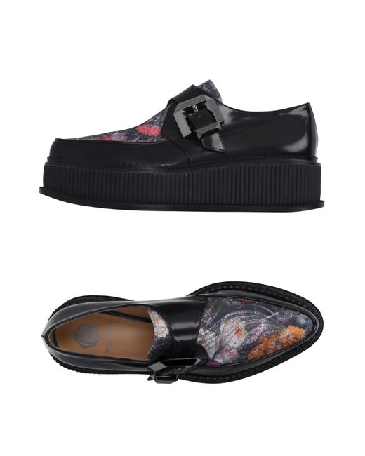 Viktor & Rolf | Black Loafer | Lyst