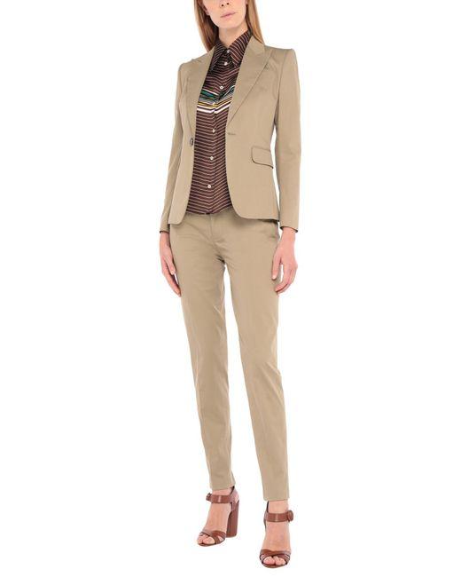 DSquared² Natural Women's Suit