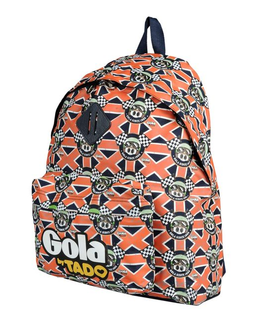 Gola | Orange Backpacks & Fanny Packs for Men | Lyst