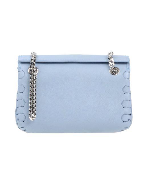 Roberto Cavalli | Blue Cross-body Bag | Lyst