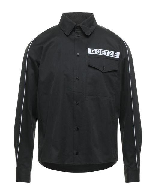 Goetze Black Shirt for men