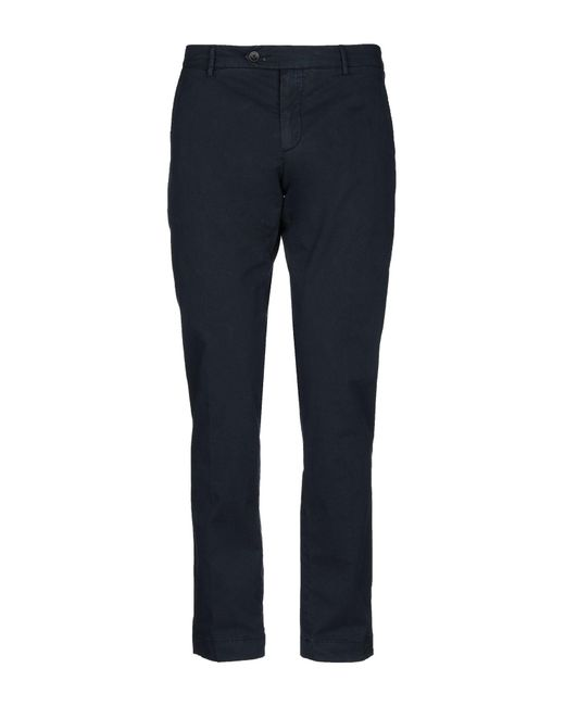 Roy Rogers Blue Casual Pants for men
