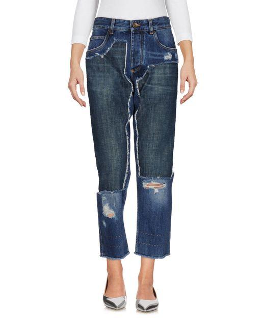 Pantaloni jeans di Dolce & Gabbana in Blue