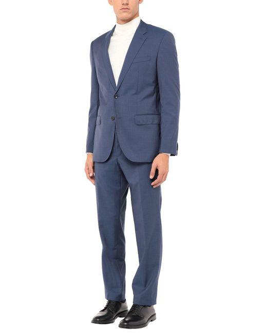 Tommy Hilfiger Blue Suit for men