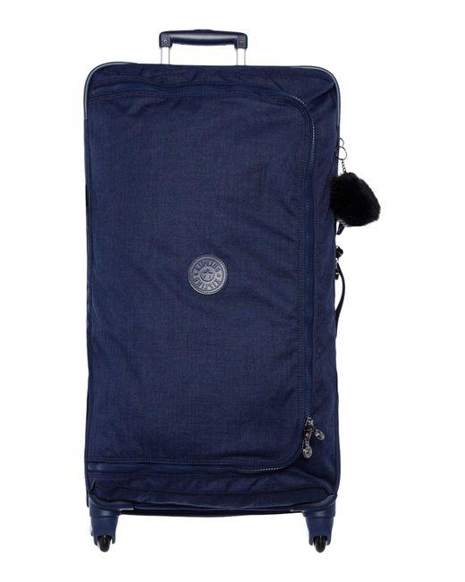 Kipling Blue Wheeled luggage