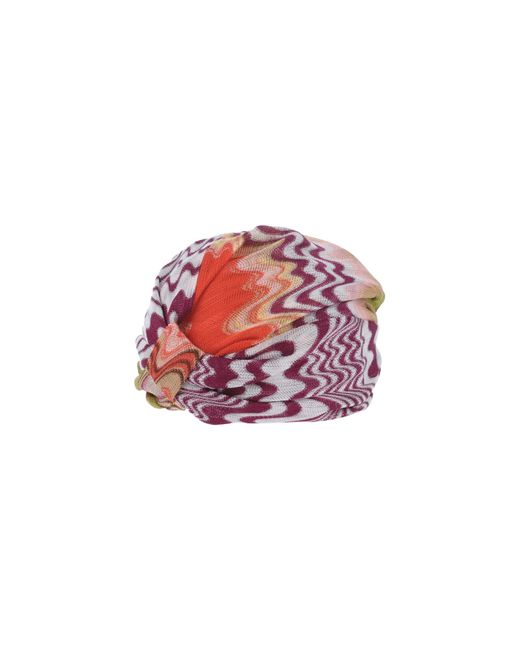 Missoni | Purple Hat | Lyst