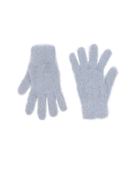 MAX&Co. | Gray Gloves | Lyst