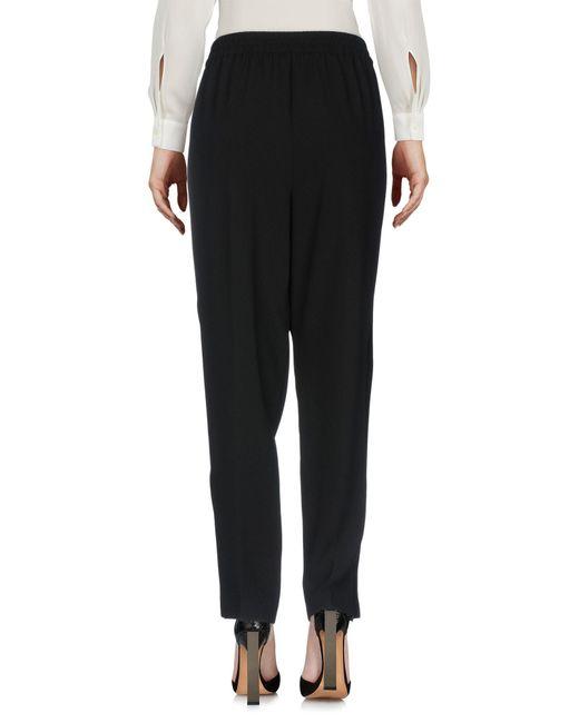 T By Alexander Wang Pantalon femme de coloris noir