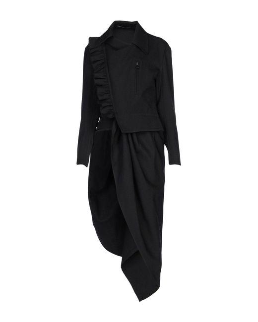 Yohji Yamamoto - Black Jacket - Lyst
