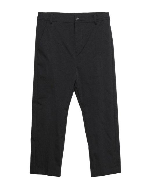 Rick Owens Black Casual Pants for men